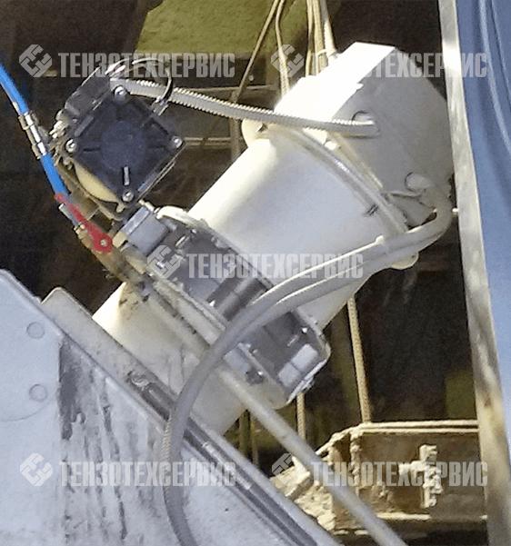 готовности бетонной смеси