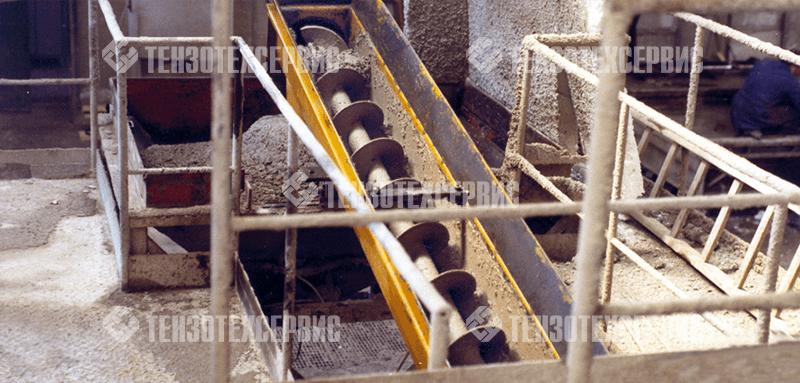 транспортеры и бетон